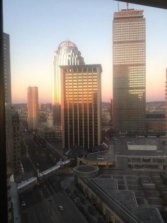 The Westin Copley Place, Boston: Good Morning Suchshine