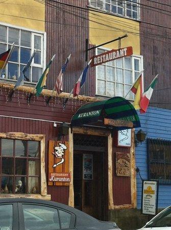Kuranton Restaurant : restaurante kuranton