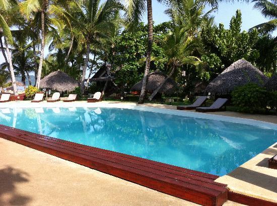 Orangea Village : piscina