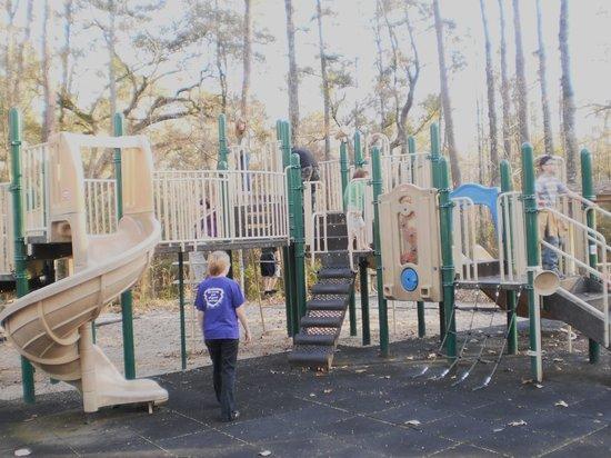 Springfield, LA: playground