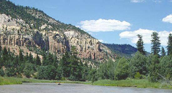 Los Rios River Runners: The gorgeous Chama wilderness