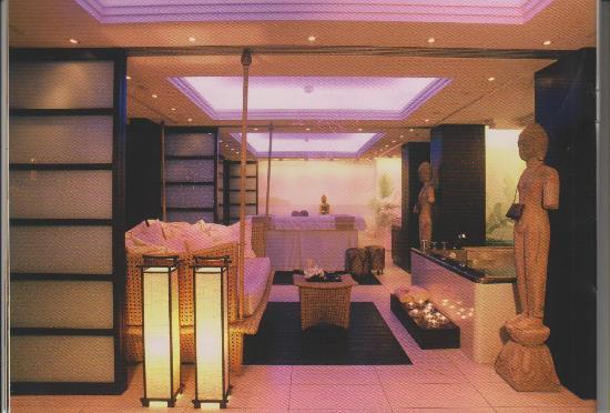 Savoy Hotel: Super Spa