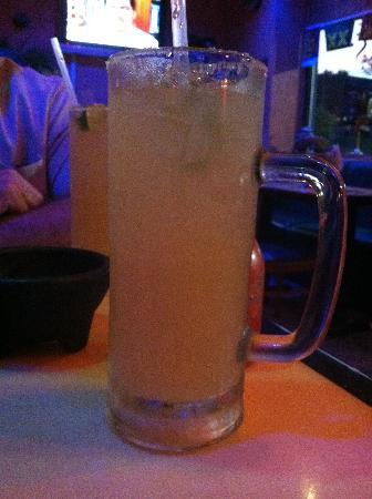 Pancho's Mexican Restaurant: Texas Margarita- Bigger and better in NY!
