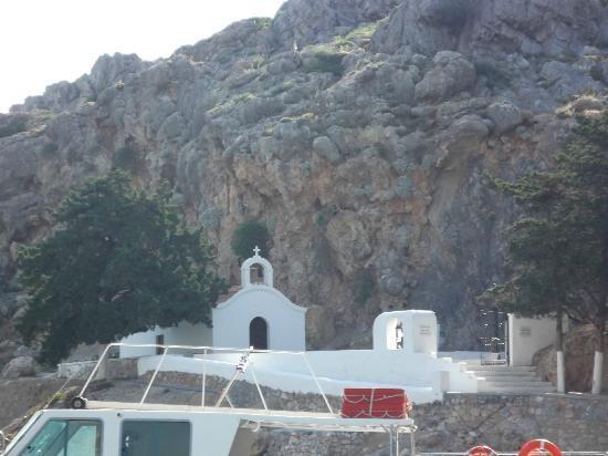 St Pauls Bay: St Pauls Chapel