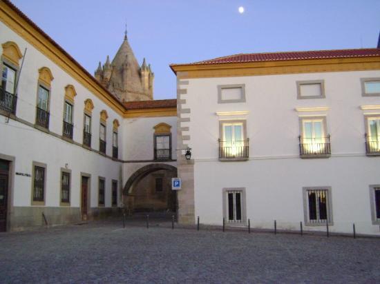 Museu de Évora: Museo de Évora, Évora, Portugal.