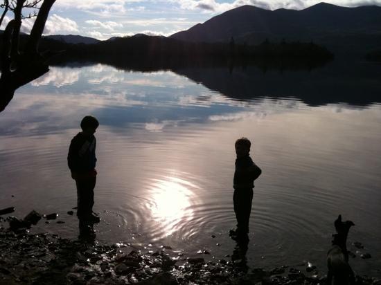 Castlerosse Hotel & Holiday Homes: Killarney lake lower