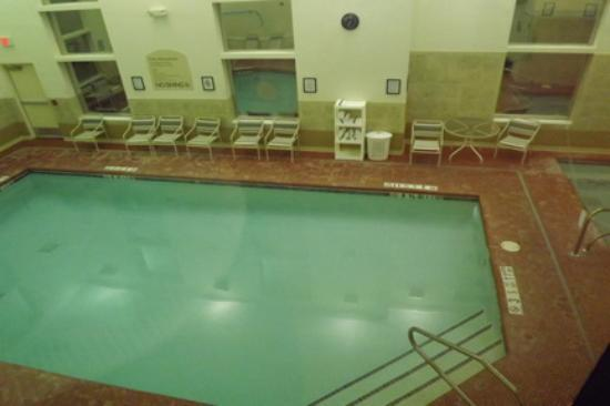 Holiday Inn Express & Suites Salamanca: Pool