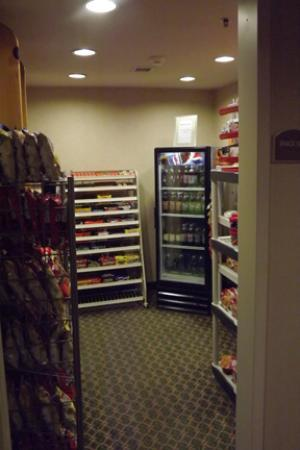 Holiday Inn Express & Suites Salamanca: Snack Shop