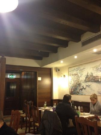 Ristorante San Stefano : salle principale