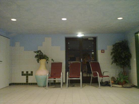 Hunguest Hotel Heiligenblut : wellness1