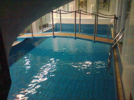 Hunguest Hotel Heiligenblut: pool