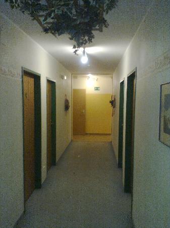 Hunguest Hotel Heiligenblut: corridor
