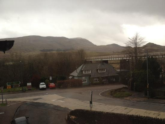 Best Western The Crianlarich Hotel: view from bedroom