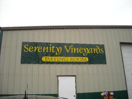 Seneca Lake: Serenity Vineyards