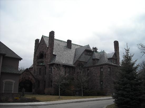 Seneca Lake: Belhurst Castle