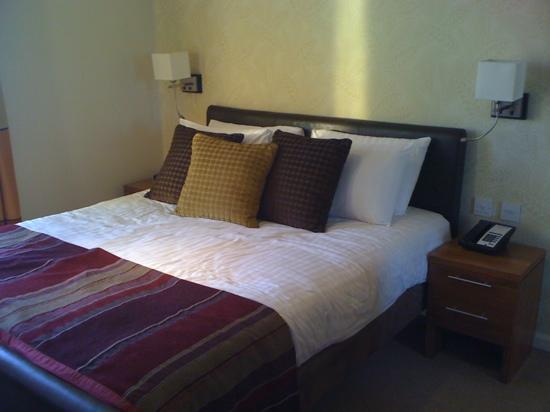 Staybridge Suites Newcastle: Seperate bedroom in 1 bed suite