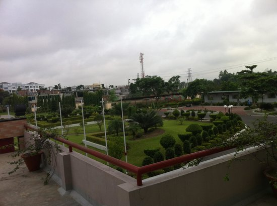 Bogra, Bangladesh: View from my window