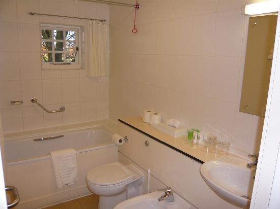 Regent Hotel : La salle de bains