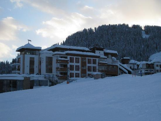 Schlosshotel Fiss: Ski in / Ski out