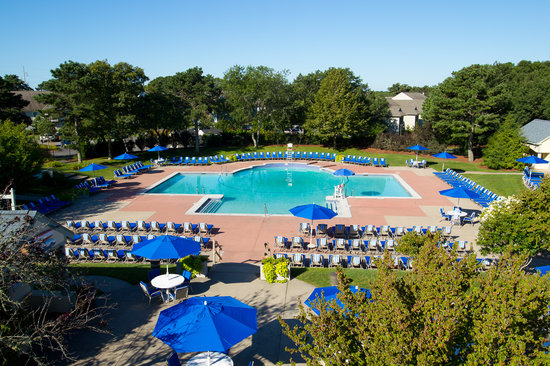 Brewster, MA: The Villages at Ocean Edge  - Arbor Pool