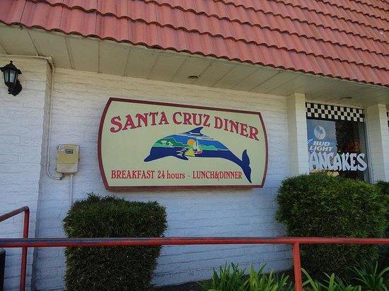 Santa Cruz Diner: cute place