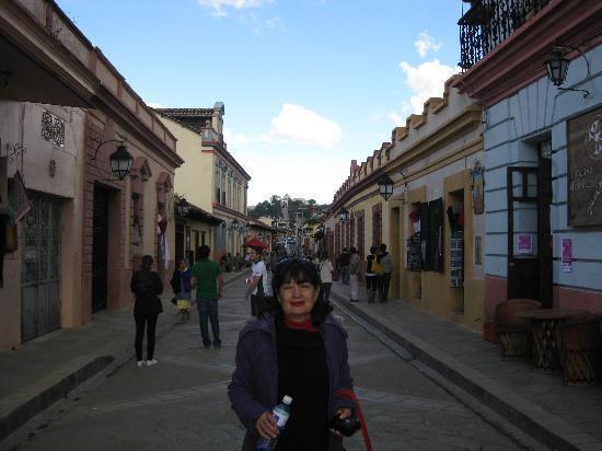 Hotel Posada Tepeyac: Andador Guadalupe