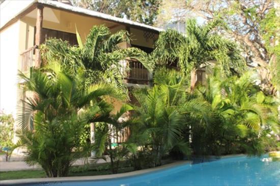 Hotel Posada Sian Ka'an: Il nucleo centrale