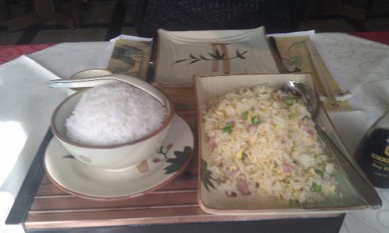 Wong Ho: I vari tipi di riso...
