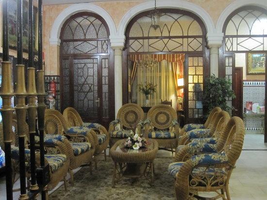 Hotel Europa : entrada
