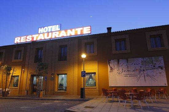 Hotel - Restaurante El Sueno de Jemik