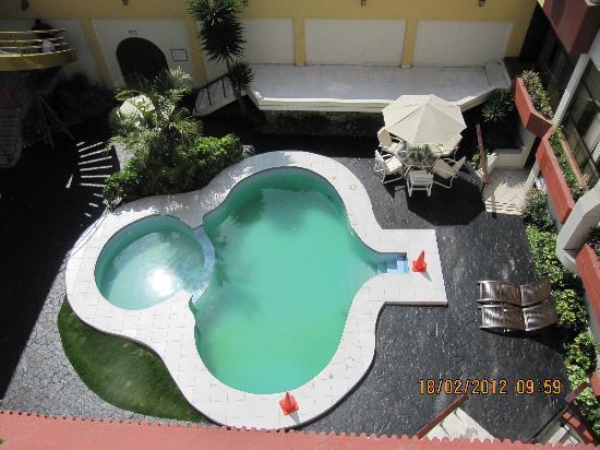 Hotel El Gran Marqués: Piscina en el 1er.Piso