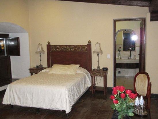 Casa Santa Rosa Hotel Boutique: Chambre