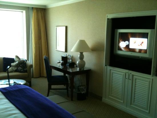 Harrah's Hotel New Orleans: Desk Area