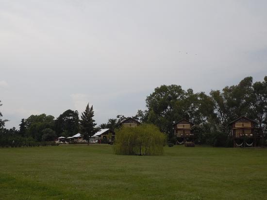 Cabanas del Bajo Hondo: Cabañas
