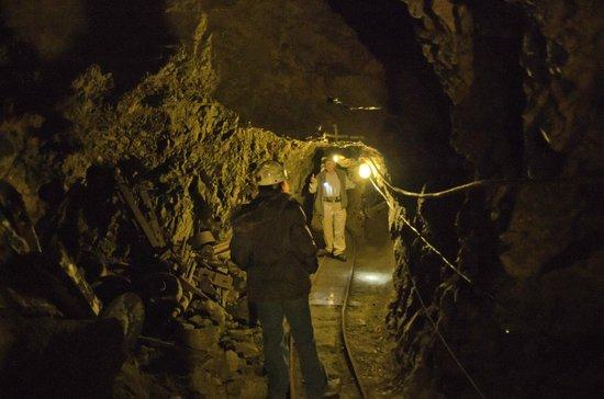 Smuggler Mine Tour