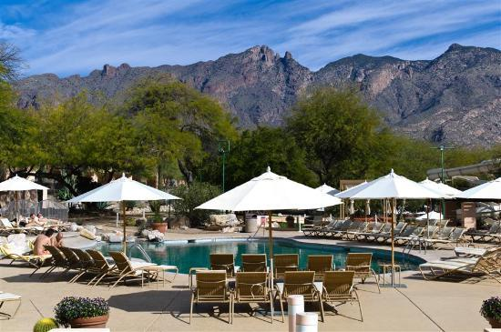 Westin La Paloma Resort and Spa: Poolside fun