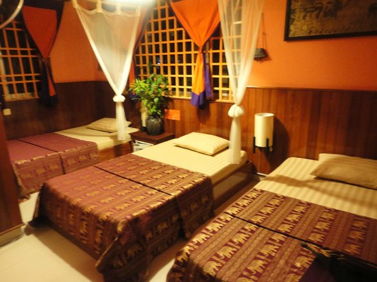 Golden Temple Villa: triple room