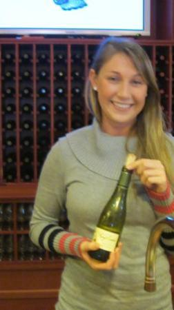 King Estate Winery: Carly Rowan at King Estate