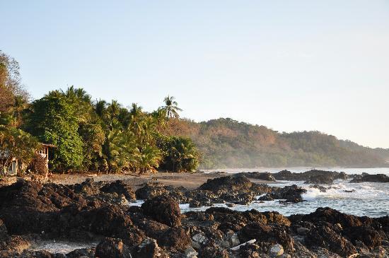 Hotel Amor de Mar: sunrise along the coast