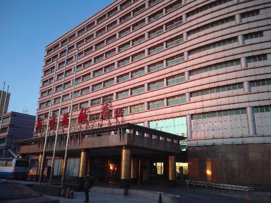 Spring Hotel: ホテルの全景