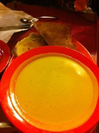 Coyote Kitchen: jalapeño and roasted yam