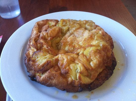 JP Pancake: Apple Oven Baked Pancake