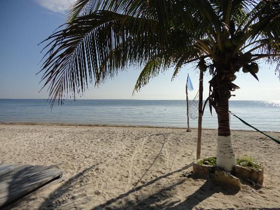 Kabah na: La quietud de la playa