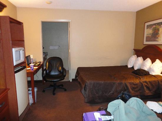 BEST WESTERN Chula Vista Inn: Room 108