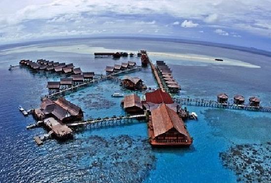 Pulau Sipadan, Malaysia: sipandan island
