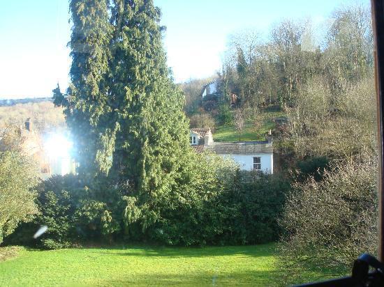 The Garden Cafe: Views