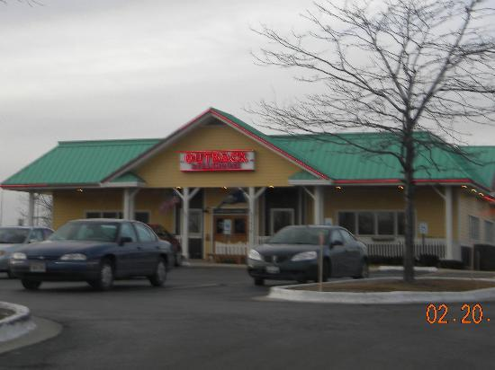 Outback Steakhouse : Gurnee, Illinois location