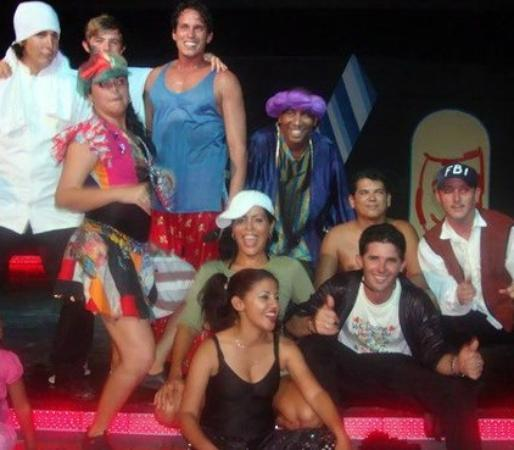 Blau Costa Verde Beach Resort: Entertainers