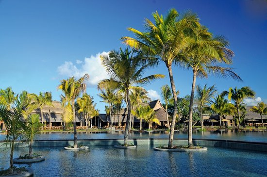 Trou aux Biches Beachcomber Golf Resort & Spa: Trou aux Biches Resort & Spa - Pool