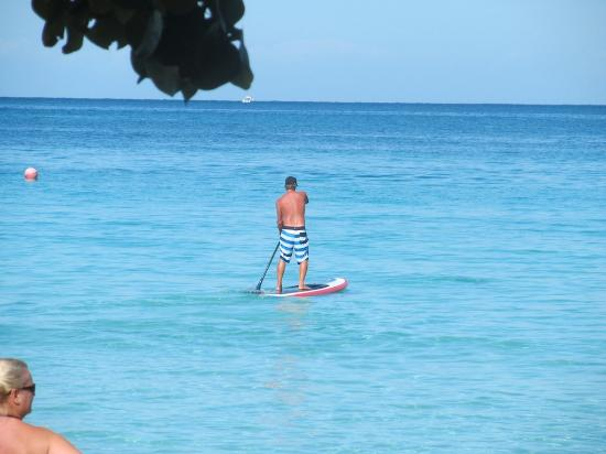 Negril Relax: Paddle boards to rent - ask for Tim